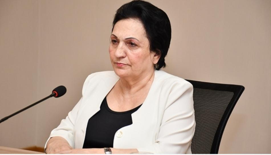 """Nurlana Əliyeva: Baydenin qondarma """"erməni soyqırımı"""" ilə əlaqədar verdiyi bəyanat qınandı"""